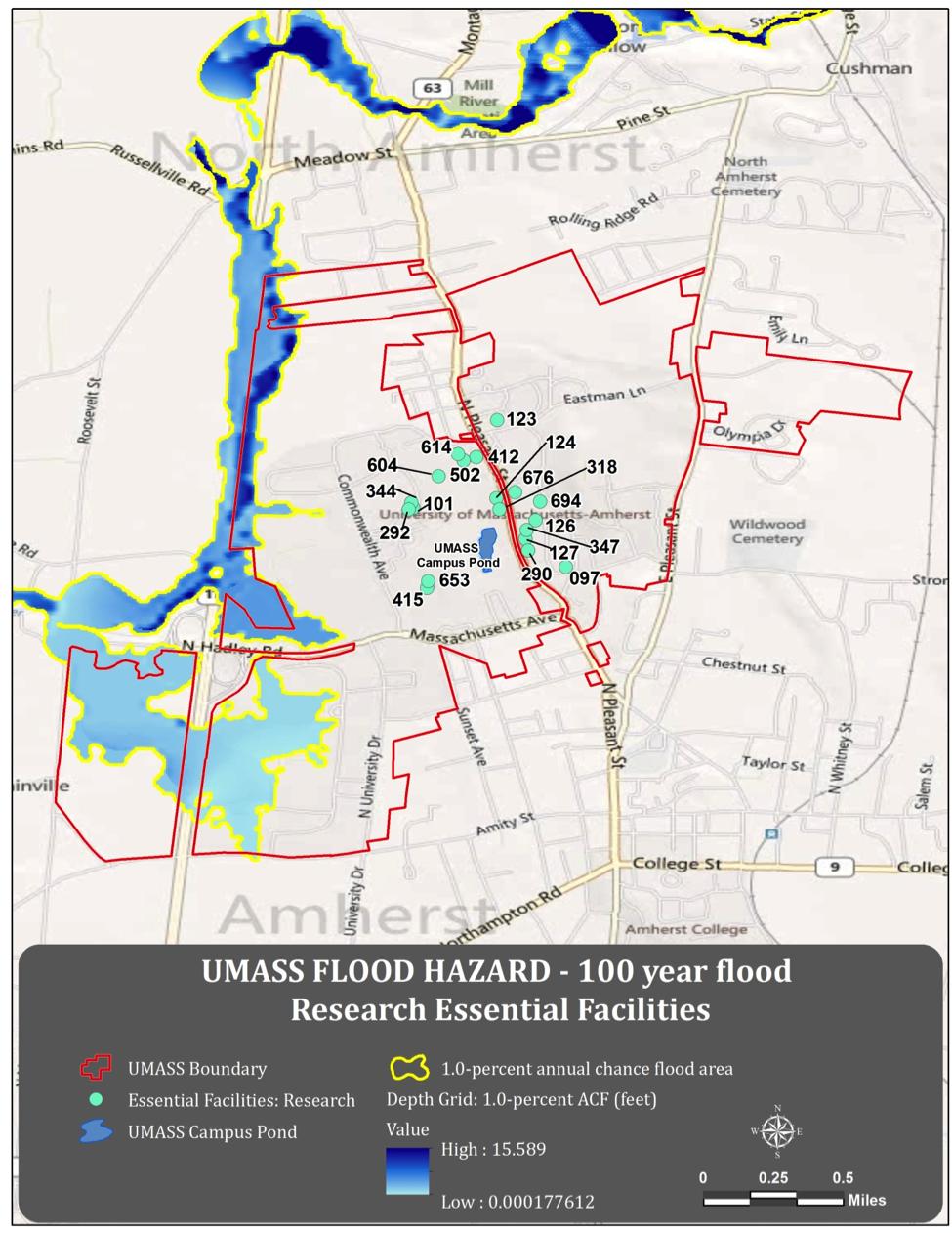 UMass Amherst Multi-Hazard Mitigation Plan
