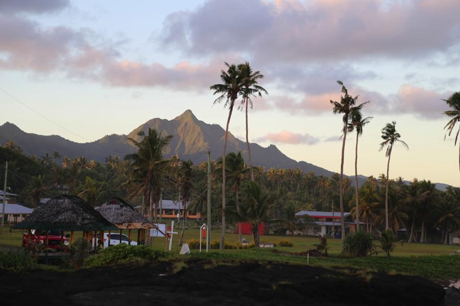 Territory of American Samoa Multi-Hazard Mitigation Plan